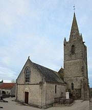 Église Saint-Martin de Saint-Martin-de-Varreville