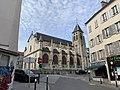 Église St Germain Auxerrois Fontenay Bois 34.jpg