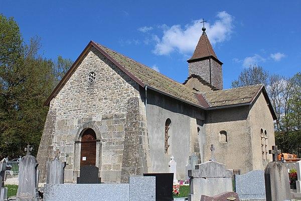 Photo de la ville Évosges