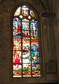 Église de Chaumont en Vexin vitrail déambulatoire 7.JPG