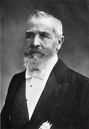 Émile Loubet - Émile Loubet by Paul Nadar, c. 1900.