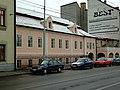 České Budějovice, Senovážné náměstí, historická budova.jpg