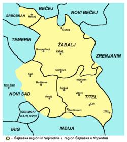 titel srbija mapa Vilovo (Titel)   Wikipedia titel srbija mapa