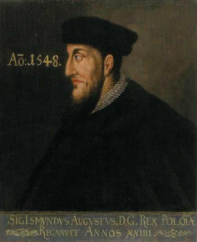 Žygimont Aŭgust. Жыгімонт Аўгуст (1645)