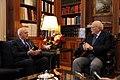 Συνάντηση ΥΠΕΞ Σ. Δήμα με τον Πρόεδρο της Δημοκρατίας (14.12.2011) (6510293979).jpg