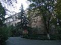 Інститут гематології та трансфузіології. Другий корпус. Фасад.JPG