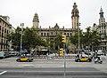 Барселона (Испания) Перекрёсток на проспекте Diagonal - panoramio.jpg