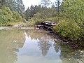 Брод мимо разрушенного моста - panoramio.jpg
