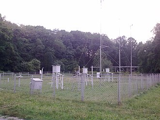 VVC weather station - Image: ВВЦ3