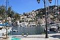 Вид с набережной. Ano Symi. Остров Symi. Greece. Июнь 2014 - panoramio.jpg
