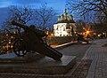 Дитинець літописного міста Чернігова Україна фото 2.jpg