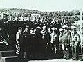 Ельцин на Камчатке с экипажем К-433, 1991.jpg