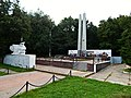 Кимовск, Тульская область. Братская могила советских воинов, погибших в годы ВОВ. 01.jpg