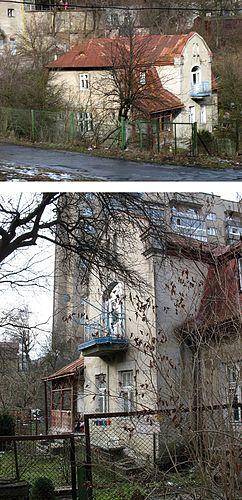 У цьому домі мешкав композитор Ярослав Ярославенко