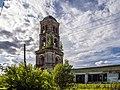 Колокольня церкви Иоанна Предтечи в селе Чистополье.jpg