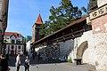 Краков. Открытая художественная галерея около Флорианских ворот. - panoramio.jpg