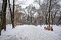Маріїнський парк (Київ) взимку.jpg