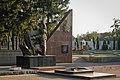 Меморіальне кладовище радянських воїнів та партизан, м Рівне, Україна 02.jpg