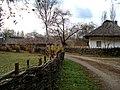 Музей-скансен в Переяславі-Хмельницькому, сільська стежина.jpg