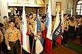 Организация Российских Юных Разведчиков Флаг часовой.jpg