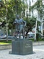 Пам'ятник Лесю Курбасу на вул. Прорізній.jpg