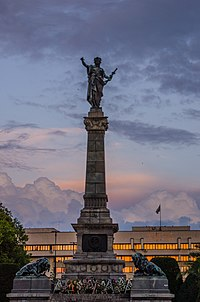 Monument of Liberty, Ruse