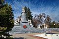 Памятник погибшим в годы революции, гражданской и Великой Отечественной войн, победы площадь Тихорецк.jpg