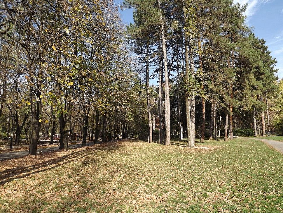 Парк Врњачке Бање 4