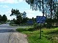 Поворот на Балтинаву - Карсаву - panoramio.jpg