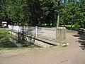 Пушкин. Александровский парк. Детский пруд, плотина01.jpg