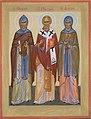 Свв Моисей, Николай, Алексий (иконописная мастерская Елеон).jpg