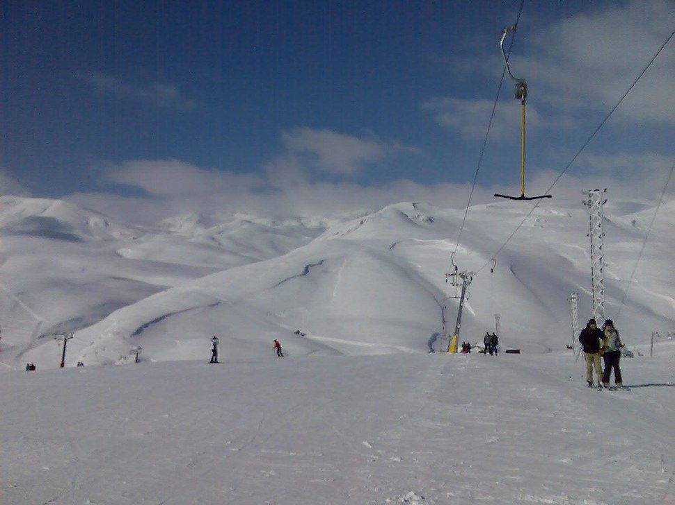 Ски лифтMavrovo