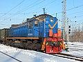 ТЭМ2-3000, Россия, Самарская область, станция Октябрьск (Trainpix 216542).jpg