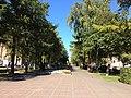 Улица Весенняя в районе гостиницы Кузбасс.jpg