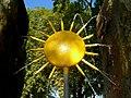 Фонтан «Сонце» (деталь втрачено).JPG