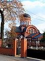 Церковь Вознесения Господня, Павловский Посад, пос. Городок, 1.JPG