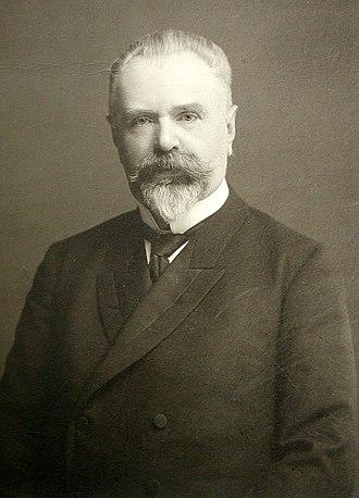 Boris Stürmer - Image: Штюрмер Б. (Новгородская область)