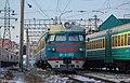 ЭР2К-1013, Россия, Новосибирская область, станция Новосибирск-Главный (Trainpix 147732).jpg