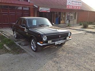 GAZ-24-10 - Image: Это Волга 3110 2013 11 24 17 44