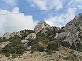 Южный склон горы Кошка. Симеиз. Крым. Сентябрь 2012 - panoramio.jpg