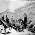 וינסטון צרציל מיניסטר המושבות האנגלי מבקר באוניברסיטה העברית בירושלים ( 192-PHG-1003369.png