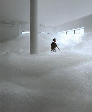 Tokujin Yoshioka - Tornado / Design Miami  2007