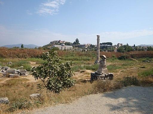 アルテミス神殿跡 - panoramio