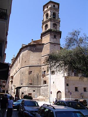 Palma, Majorca - Sant Nicolau Church