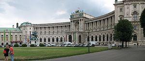 Hofburg (Festsaaltrakt, Neue Burg & Corps de Logis)