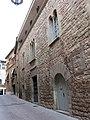 010 Antiga rectoria, palau dels Comtes Reis, c. Font Barrera (Santpedor).JPG