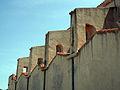 030 Nostra Senyora dels Àngels, contraforts de la façana nord.jpg