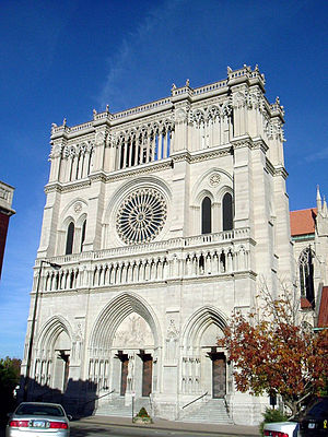 Roman Catholic Diocese of Covington - Cathedral Basilica of the Assumption