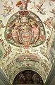 0 Voûte de l'escalier jouxtant la Chapelle Sixtine (2).JPG