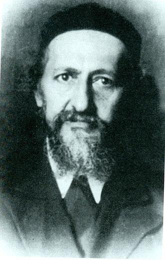 Yitzchok Zev Soloveitchik - Image: 1הגאון מבריסק בצעירותו